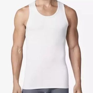 Tommy John Cotton BasicsTank Sleeveless Undershirt